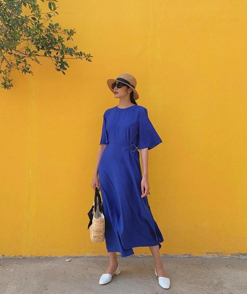 STREET STYLE sao Việt: Tăng Thanh Hà - Kỳ Duyên - Hòa Minzy lên đồ một màu vẫn chất lừ dịp đầu hè-6