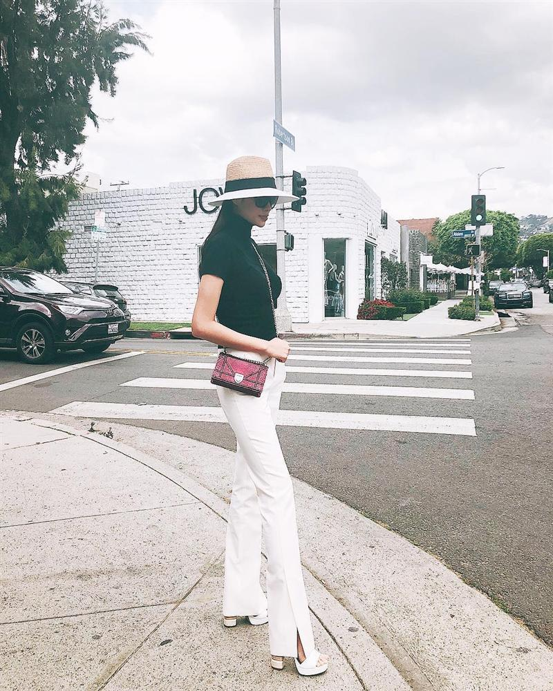 STREET STYLE sao Việt: Tăng Thanh Hà - Kỳ Duyên - Hòa Minzy lên đồ một màu vẫn chất lừ dịp đầu hè-1