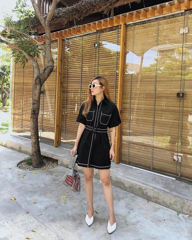 STREET STYLE sao Việt: Tăng Thanh Hà - Kỳ Duyên - Hòa Minzy lên đồ một màu vẫn chất lừ dịp đầu hè-10