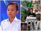 Hồ Văn Cường nhuộm tóc, lớn phổng phao sau 3 năm từ 'Vietnam Idol Kids'