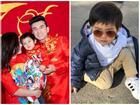 Mới 2 tuổi, con trai Đan Trường đã là 'tay chơi hàng hiệu khét tiếng', tủ đồ chứa 40 đôi giày đắt đỏ