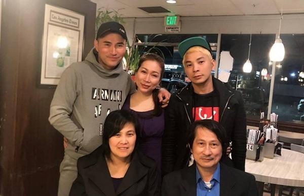 Chị tư của Anh Vũ đã tới California, chuẩn bị nhận thi hài cố nghệ sĩ về Việt Nam-2