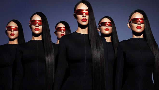 Kim Kardashian và chiêu trò quảng cáo kính râm gây sốc-5