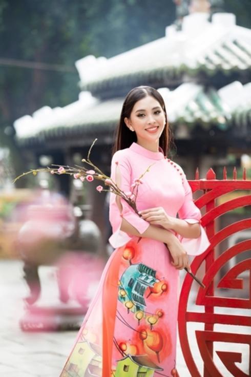 Hoa hậu Trần Tiểu Vy: Tôi chưa yêu ai vì còn thích học, thích chơi-3