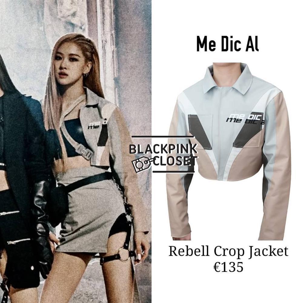 Bóc giá loạt trang phục lên đến hàng tỷ đồng mà Black Pink đầu tư cho MV Kill This Love-2