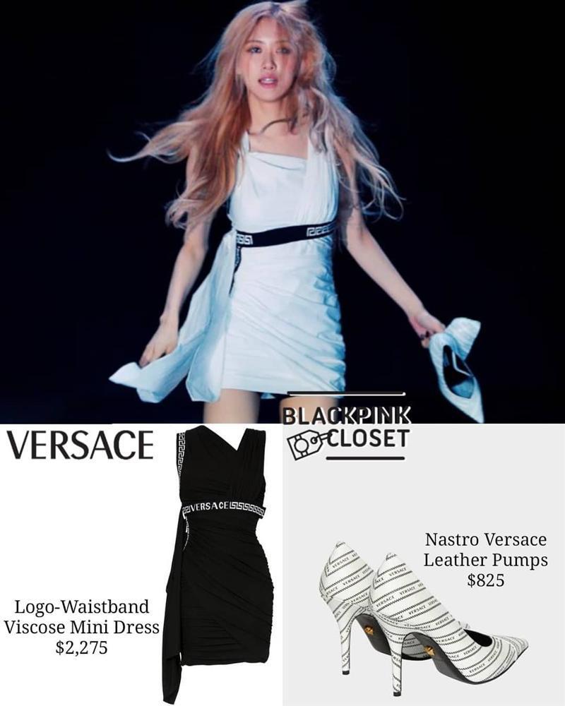 Bóc giá loạt trang phục lên đến hàng tỷ đồng mà Black Pink đầu tư cho MV Kill This Love-1