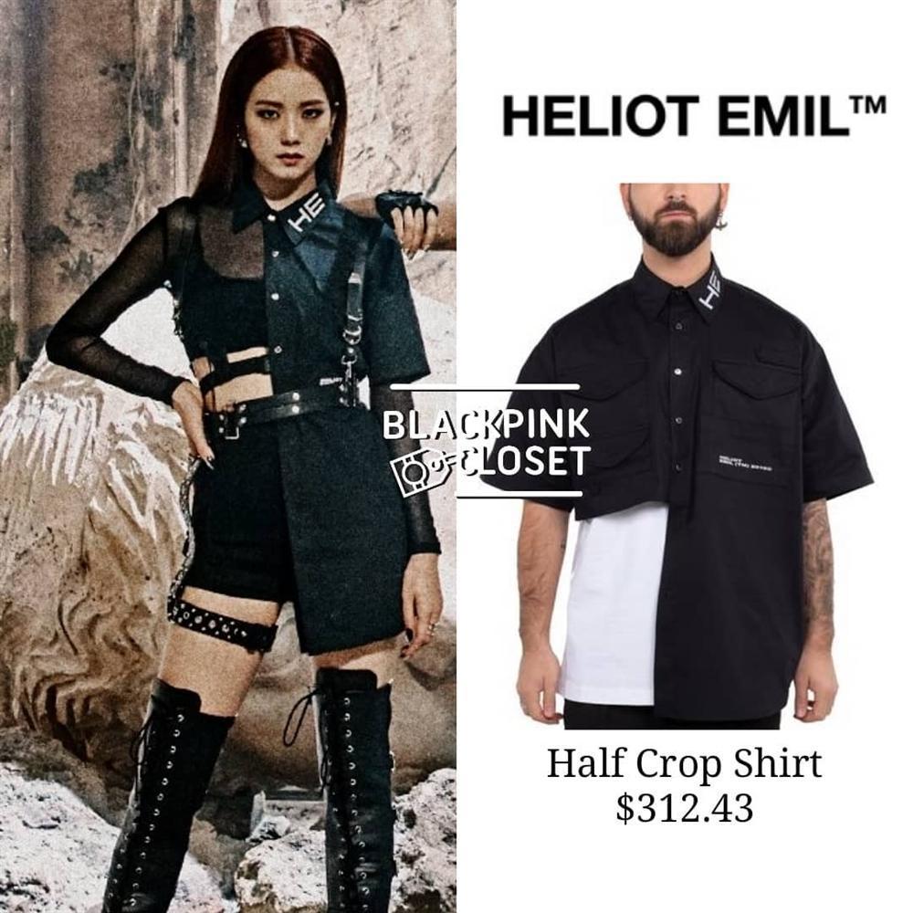 Bóc giá loạt trang phục lên đến hàng tỷ đồng mà Black Pink đầu tư cho MV Kill This Love-4
