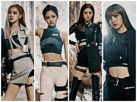 Bóc giá loạt trang phục lên đến hàng tỷ đồng mà Black Pink đầu tư cho MV 'Kill This Love'