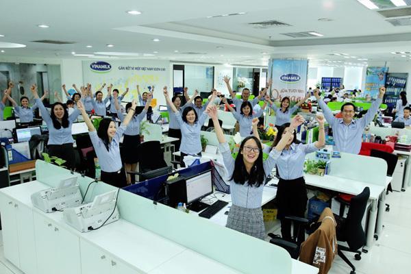 Vinamilk 2 năm liên tiếp là nơi làm việc tốt nhất Việt Nam-3