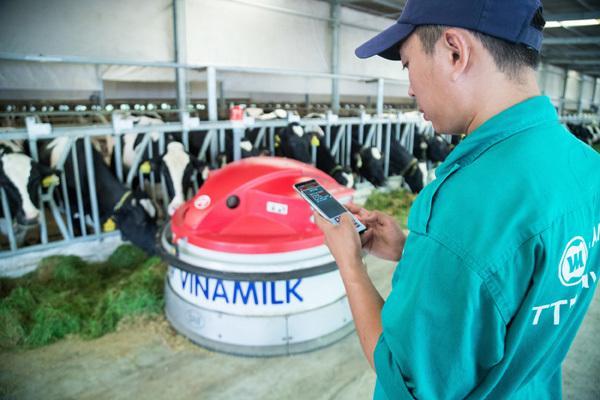 Vinamilk 2 năm liên tiếp là nơi làm việc tốt nhất Việt Nam-5