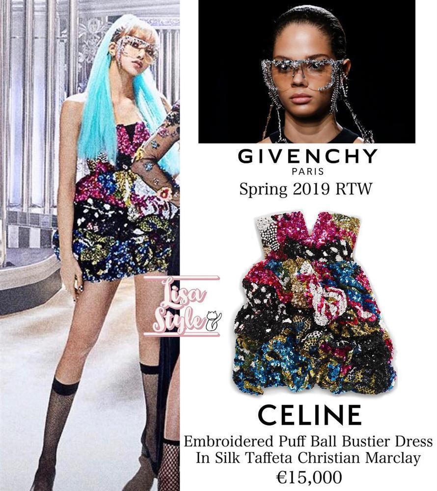 Bóc giá loạt trang phục lên đến hàng tỷ đồng mà Black Pink đầu tư cho MV Kill This Love-10
