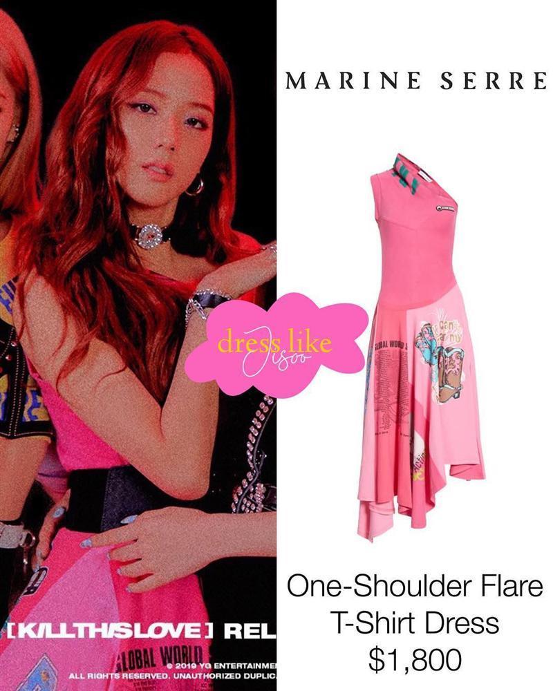 Bóc giá loạt trang phục lên đến hàng tỷ đồng mà Black Pink đầu tư cho MV Kill This Love-11