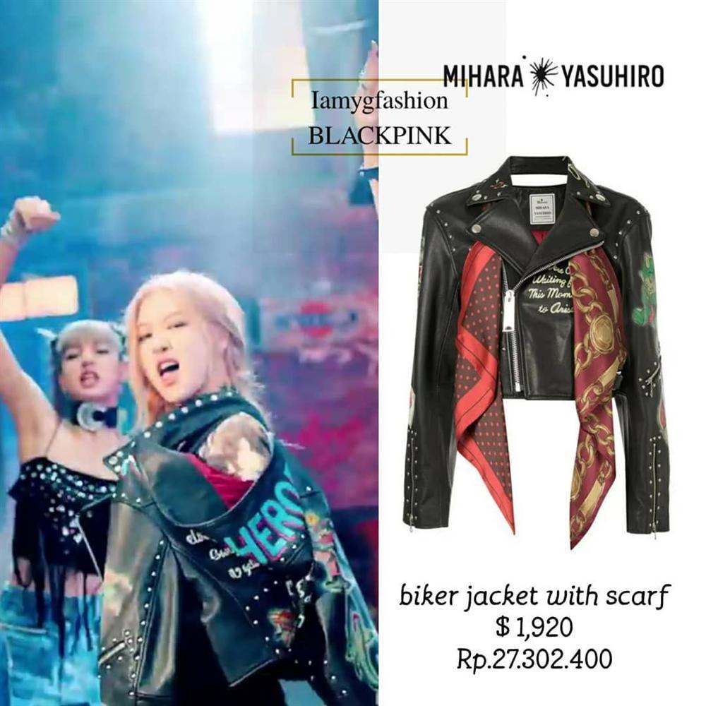 Bóc giá loạt trang phục lên đến hàng tỷ đồng mà Black Pink đầu tư cho MV Kill This Love-12