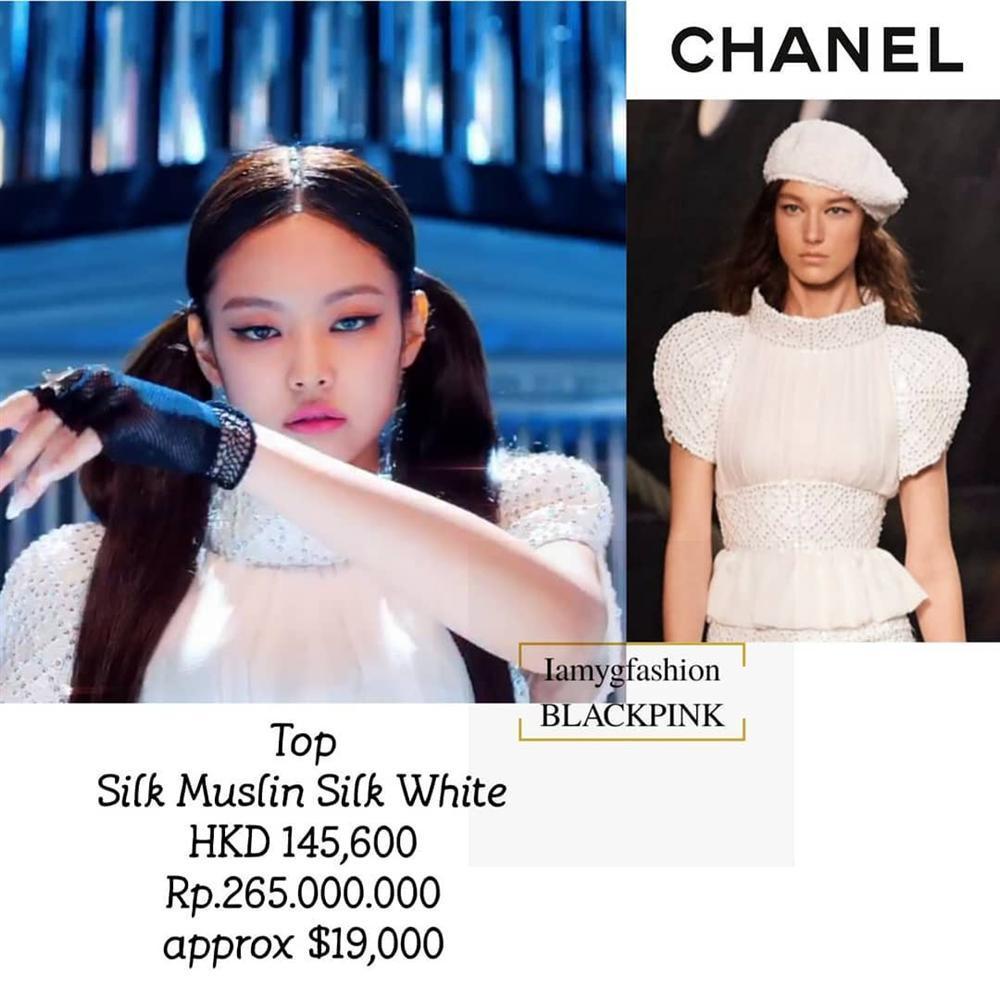 Bóc giá loạt trang phục lên đến hàng tỷ đồng mà Black Pink đầu tư cho MV Kill This Love-15