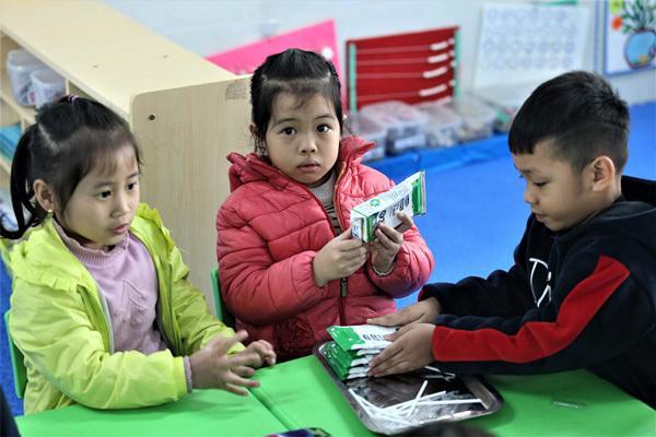 Gần 1 triệu trẻ Hà Nội uống 'Sữa học đường'-3