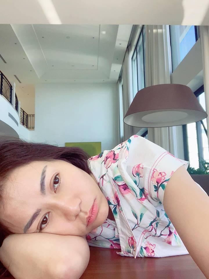 Thu Minh buồn vì người giúp việc nghỉ trong vòng một nốt nhạc chỉ vì lý do lãng xẹt-1