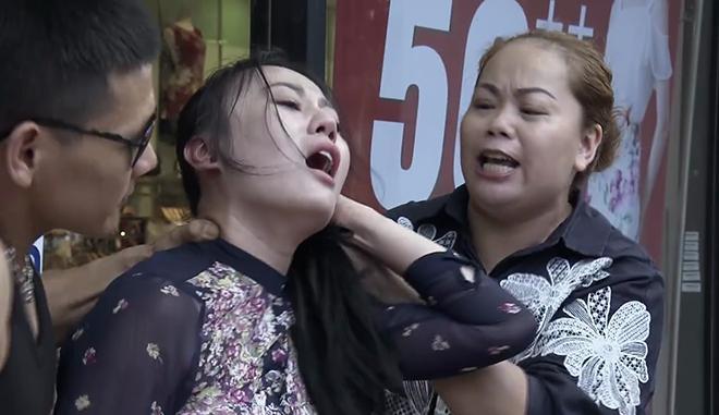 Muôn kiểu đánh ghen trên phim Việt: người ăn liên hoàn tát, kẻ hứng trọn can axit-2