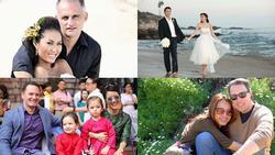 Người đẹp Việt và những cuộc tình 'kẻ khóc người cười' với chồng Tây