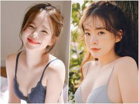 Nhan sắc của 'thiên thần nội y' Hàn Quốc Lee Ha Neul