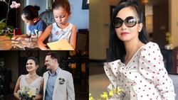 Giữa thời điểm chồng cũ lấy vợ mới, Diva Hồng Nhung 'thương con vì đã lớn lên nhiều hơn mẹ tưởng'