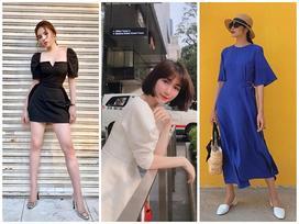 STREET STYLE sao Việt: Tăng Thanh Hà - Kỳ Duyên - Hòa Minzy 'lên đồ' một màu vẫn chất lừ dịp đầu hè
