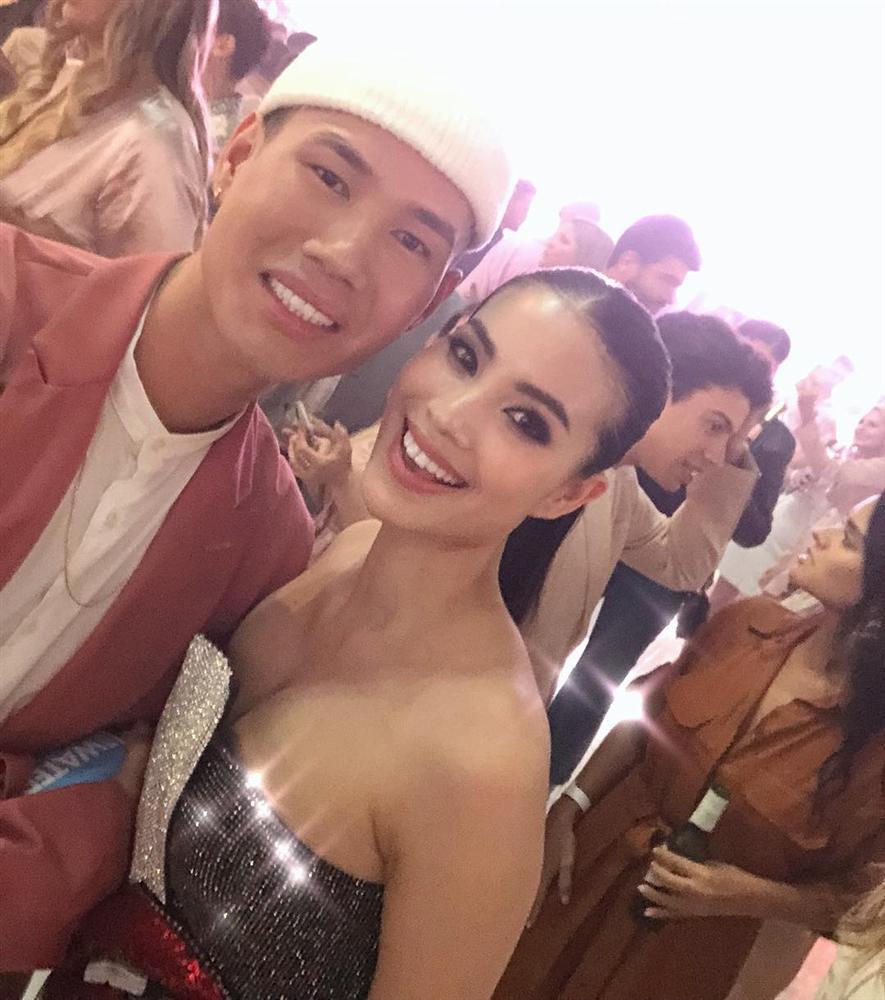 Mặc sexy dự sự kiện quốc tế, Phạm Hương không ngờ bị dân mạng soi ra chi tiết khẳng định mới sinh con-6