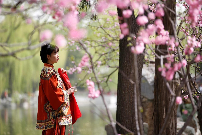 Cảnh tượng như phim cổ trang tại Trung Quốc vào tiết Thanh Minh-5