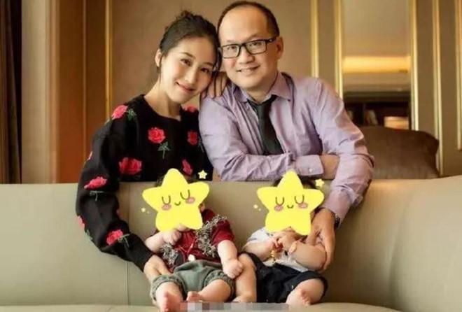 Các sao Trung Quốc cay đắng khi bị bạn đời lừa mất con mất tiền-3