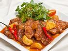 Đổi bữa cho gia đình bằng món bò sốt cay dễ làm