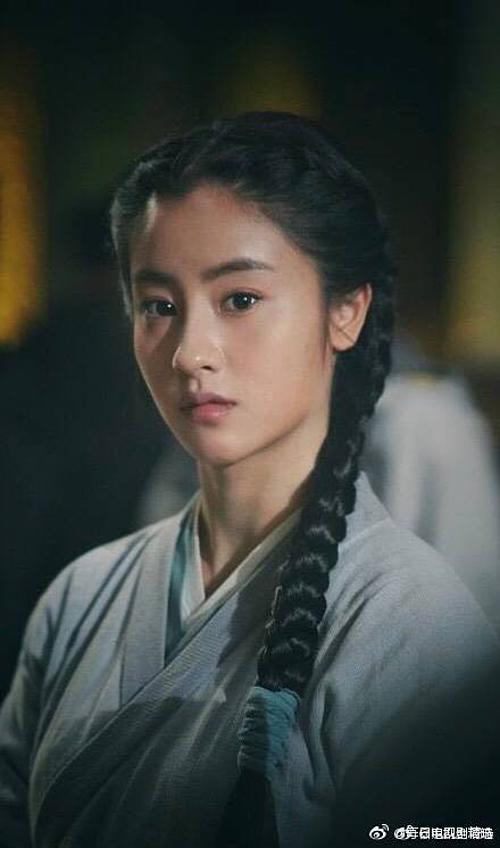 Nhan sắc và khả năng diễn xuất của 7 mỹ nhân Hoa ngữ trong vai cổ trang đầu tay-6