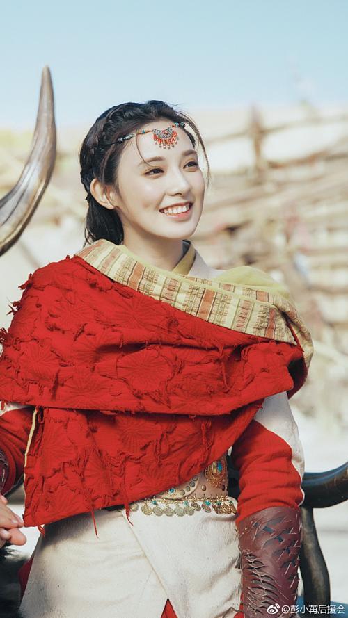 Nhan sắc và khả năng diễn xuất của 7 mỹ nhân Hoa ngữ trong vai cổ trang đầu tay-3