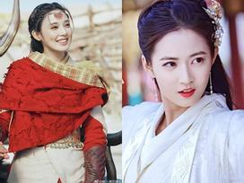 Nhan sắc và khả năng diễn xuất của 7 mỹ nhân Hoa ngữ trong vai cổ trang đầu tay