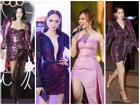 Chẳng hẹn mà mặc, Bích Phương - Mỹ Tâm - Hương Giang lăng xê trang phục sắc tím đẹp ngất ngây thảm đỏ tuần qua