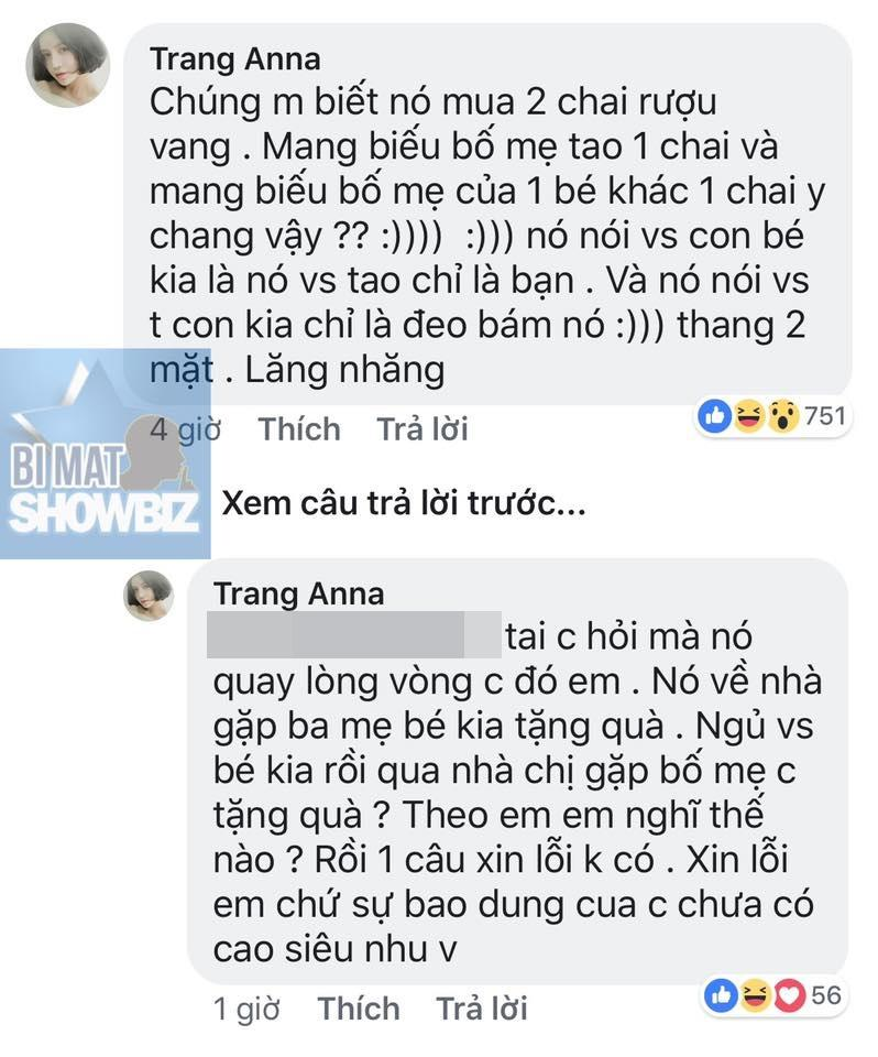 BIẾN CĂNG SHOWBIZ: Nam chính Mắt biếc Trần Nghĩa bất ngờ bị tình cũ hot girl tố đời tư thối nát, bắt cá nhiều tay-4