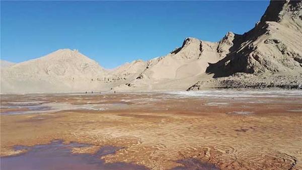 Nơi nguy hiểm nhất ở Trung Quốc được ví như thung lũng chết chóc-1