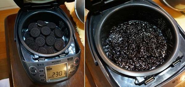 Cái kết bất ngờ khi nấu cơm với bánh Oreo-2