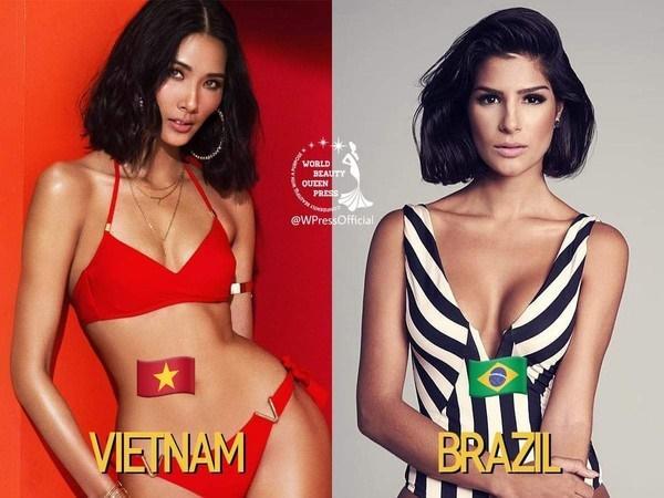 Nếu đây là sự thật thì đường đến vương miện Miss Universe 2019 của Hoàng Thùy còn chông gai hơn-2