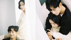 Trước khi đấu tố 'đời tư thối nát', Trần Nghĩa và Trang Anna từng mặn nồng như tình trong phim