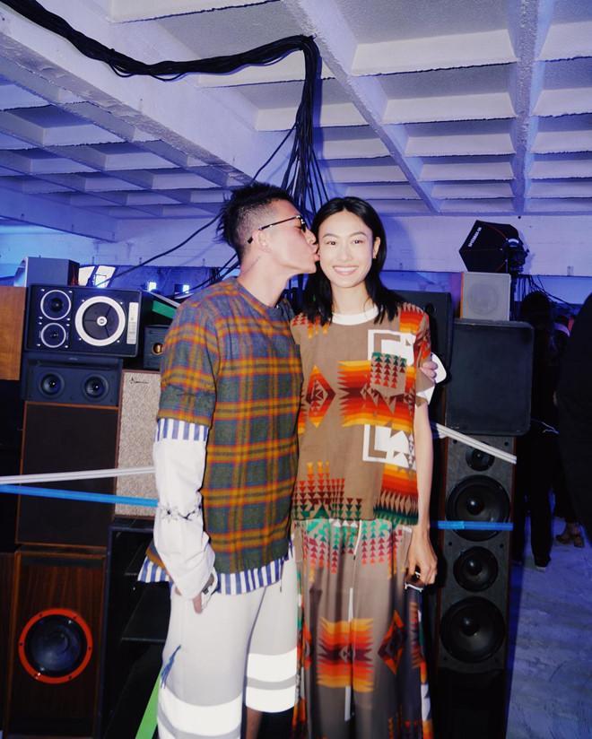 Cuộc sống lặng lẽ của Trần Quán Hy bên vợ siêu mẫu và con gái-7