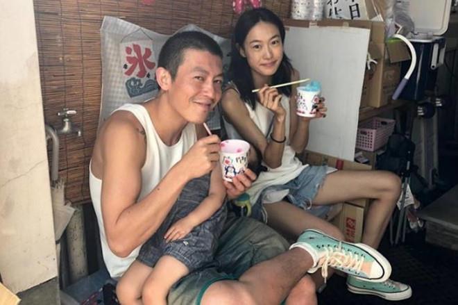 Cuộc sống lặng lẽ của Trần Quán Hy bên vợ siêu mẫu và con gái-8