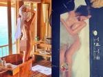 MC sexy nhất showbiz Việt: Tôi chụp nude nghệ thuật chứ không dung tục-6