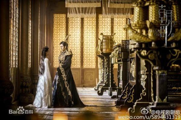 Triều Ca sẽ lên sóng vào ngày 18/05: Đát Kỷ Ngô Cẩn Ngôn có gỡ gạt được thất bại của Hạo Lan truyện?-6
