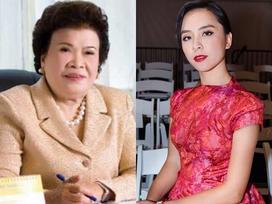 Con dâu á hậu của doanh nhân Tư Hường nắm khối tài sản 'kếch xù' ra sao?