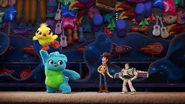 3 siêu phẩm hoạt hình nhà Disney được trông chờ nhất năm 2019-12