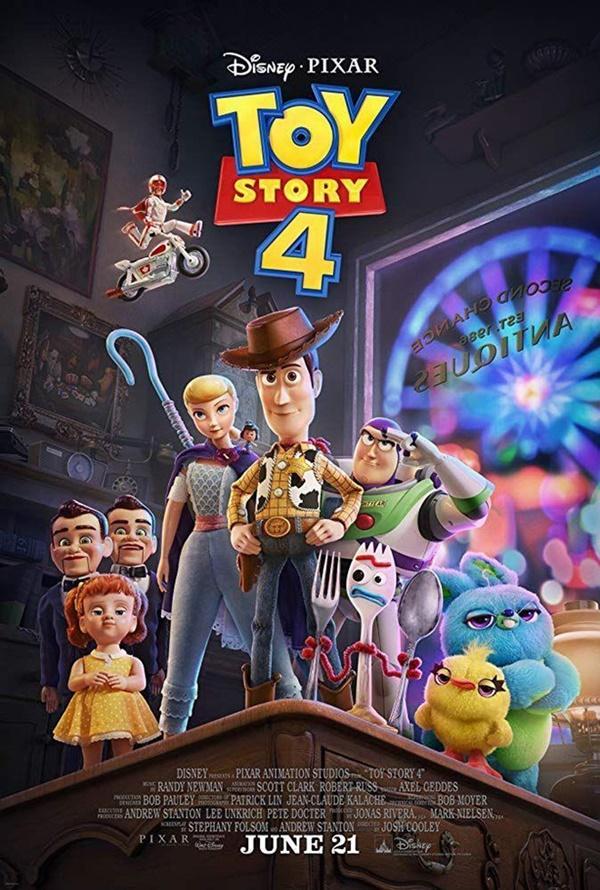 3 siêu phẩm hoạt hình nhà Disney được trông chờ nhất năm 2019-9