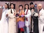 Dàn sao 'Thiên long bát bộ' của TVB khóc nức nở mừng 22 năm hội ngộ