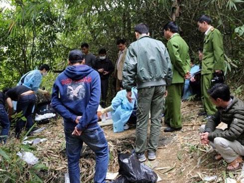 Điện Biên: Phát hiện thi thể bé sơ sinh vùi trong đất, trên lưng có vết đâm nghi bị sát hại-1