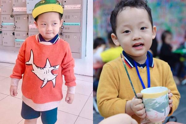 Sợ mẹ bị bắt cóc, con trai 3 tuổi Ly Kute chỉ nói một câu mà khiến single mom mát cả ruột gan-4