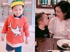 Sợ mẹ bị bắt cóc, con trai 3 tuổi Ly Kute chỉ nói một câu mà khiến single mom mát cả ruột gan