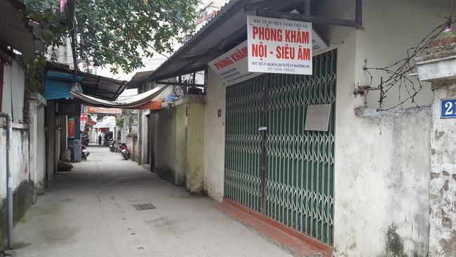 Hà Nội: Nữ công nhân tử vong sau khi truyền nước, tiêm rất nhiều thuốc tại phòng khám tư-2